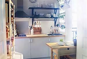 Cuisine Ikea Petit Espace : tout pour bien am nager une petite cuisine ~ Premium-room.com Idées de Décoration