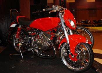 Modifikasi Rx King Crom by Cara Modifikasi Chrome Yamaha Rx King Chrome Motor