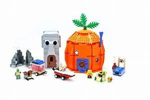 Adventures In Bikini Bottom Lego Set 3827 1 Building