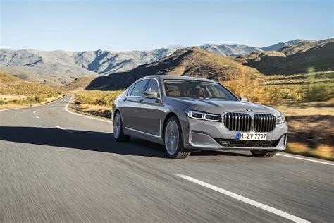 Bmw 7 Series Sedan Backgrounds by The 2020 Bmw 7 Series Is A Bavarian Tech Top Speed