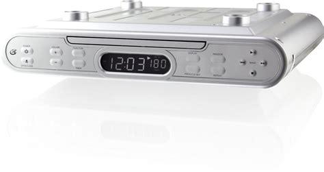 Marvelous Under Cabinet Radio With Light 9 Gpx Under