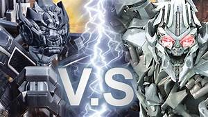 Iron Hide VS MEGATRON Boss Battle Act 1 Gameplay Part 7 ...