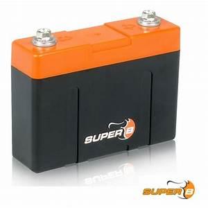 Batterie 12 Volts : super b battery lifepo4 sb12v2600p ac battery pete ~ Farleysfitness.com Idées de Décoration