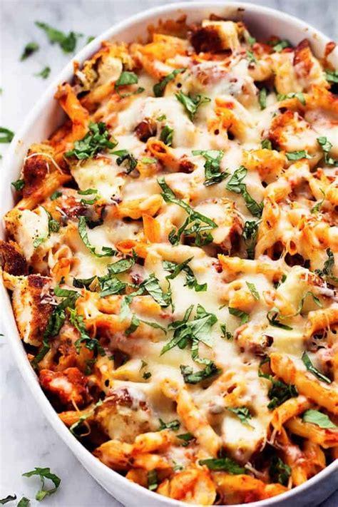chicken parmesan casserole  recipe critic