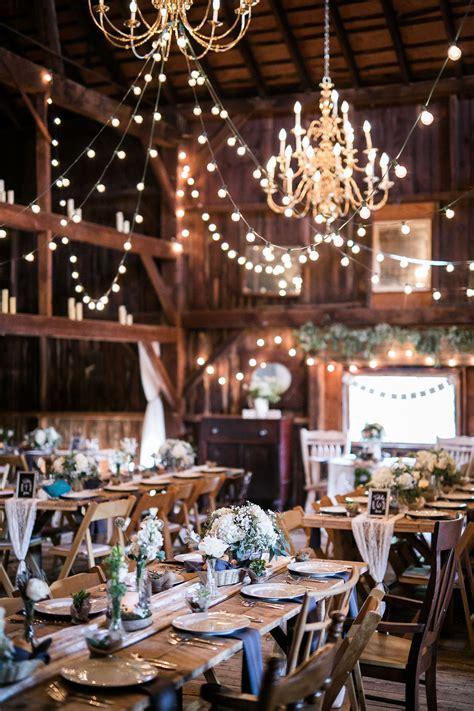 rustic elegant barn wedding rustic wedding chic