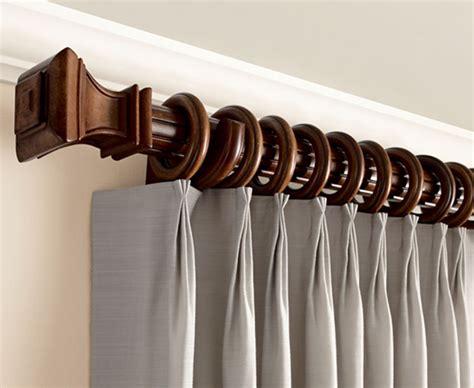 drapery sconce kirsch decorative wood drapery hardware kirsch wood poles