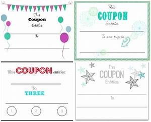 custom coupon template template update234com template With custom coupons free template