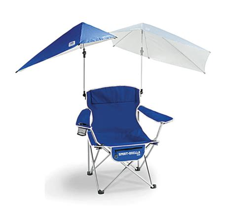 Chair And Umbrella by Umbrella Lawn Chair Travel Lounge Chair With