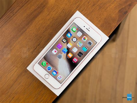 iphone plus review apple iphone 6s plus review
