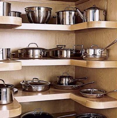storage ideas for pots and pans 30 kitchen pots and pans storage solutions Kitchen