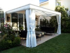 Outdoor Patio Shade Curtains