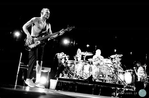 Red Hot Chili Peppers I Globen