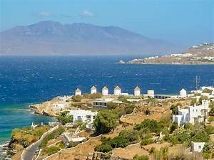 Cyclades Islands Route - Cabin Charter Cruise