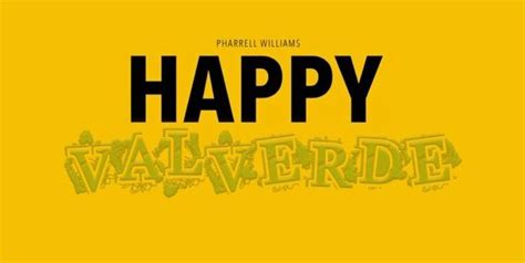 happy pharrell testo happy pharrell williams we are happy from valverde