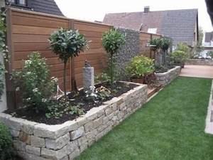 Hochbeet Im Garten : gem segarten hochbeet naturstein garten und bauen ~ Lizthompson.info Haus und Dekorationen