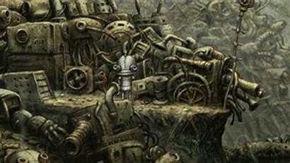 Steampunk Games Atmospheric Animated Steam Machines Gifs