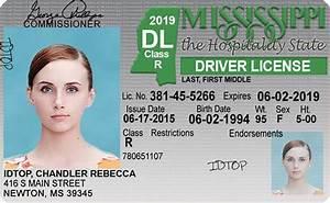 Mississippi Driver U0026 39 S License Application And Renewal 2020