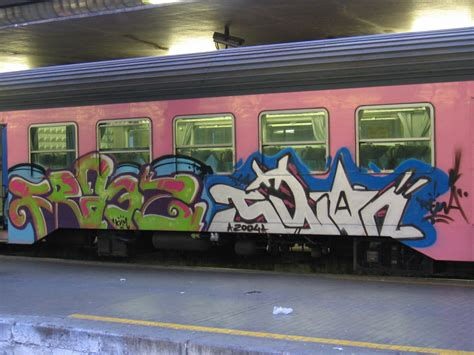 Graffiti Train : 30 Beautiful Graffiti Train Inspirations