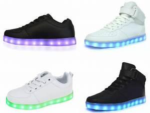 Chaussure 2016 Ado : chaussures led adulte ado enfant mixtes noir ou blanc affaire unique ~ Medecine-chirurgie-esthetiques.com Avis de Voitures