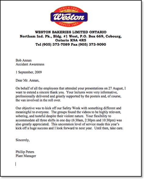ceo thank you letter to employees sle 28 images doc