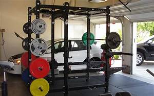 Inspirational Garage Gyms & Ideas Gallery Pg 9 - Garage Gyms