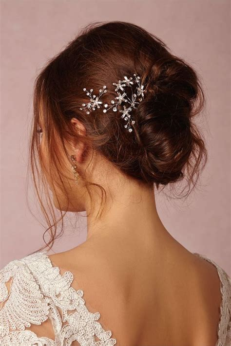 Bridal Hair Accessories by Bridal Hair Accessories From Bhldn Modwedding
