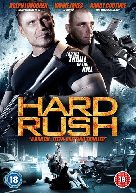 Hard Rush DVD Review
