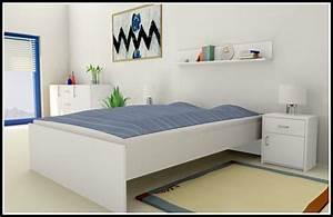 Weiße Betten 120x200 : betten mit matratze und lattenrost 120x200 betten house und dekor galerie 5nwl5xk1ao ~ Frokenaadalensverden.com Haus und Dekorationen