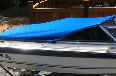 Should You Tow Your Boat With The Cover On by Tonneau Cover Custom Canvas Boat Tops Covers Upholstery