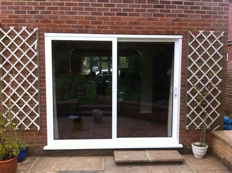 upvc patio doors pangbourne double glazed doors reading
