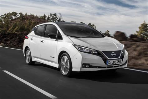Nissan Leaf 2018 Road Test