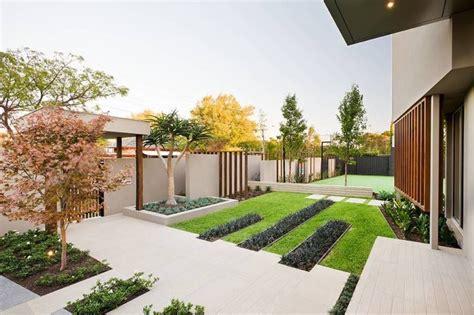 Minimalismus Im Garten  51 Ideen Für Moderne