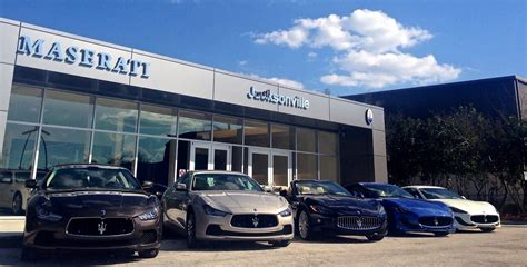 About Maserati Of Jacksonville, Fl, New Luxury Maserati