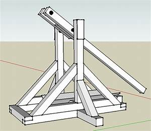 Image Gallery trebuchet diagram