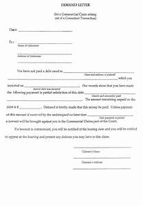 10 best images of demand letter form settlement demand With small claims court quebec demand letter