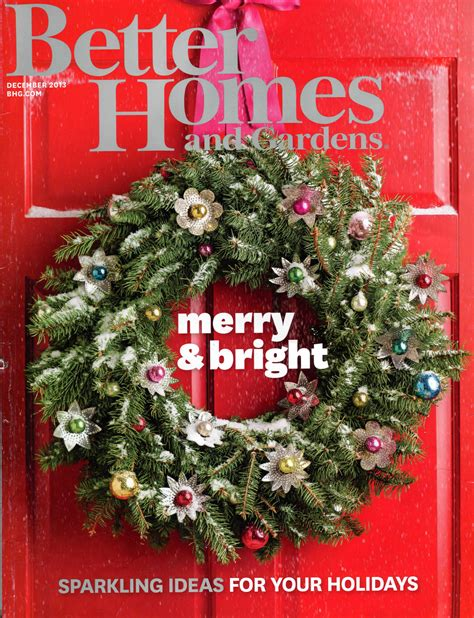 better homes and gardens magazine way allen bhg cover
