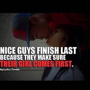 NICE GUYS FINISH LAST Quotes Like Success