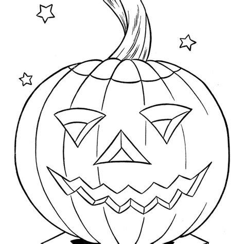 pumpkin coloring pages  kids