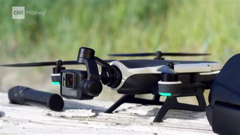 gopros  foldable drone video technology