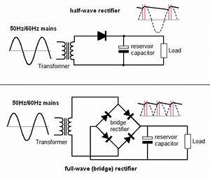 rectifiers diy audio heaven With full wave frequency doublers using diode and transformer circuit diagram