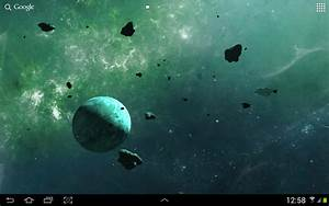 Asteroids 3D live wallpaper Free Android Live Wallpaper ...