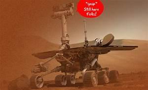 The NASA Spirit Rover Lives! | Gizmodo Australia
