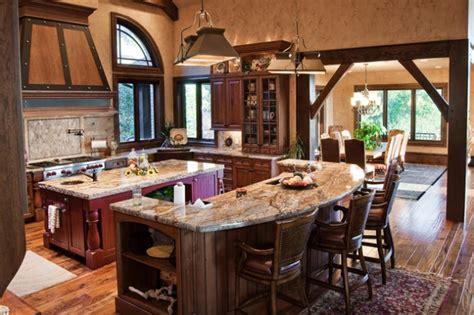 stunning kitchen designs  double kitchen island