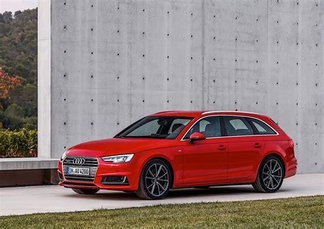 2016 Audi A4 Avant Review