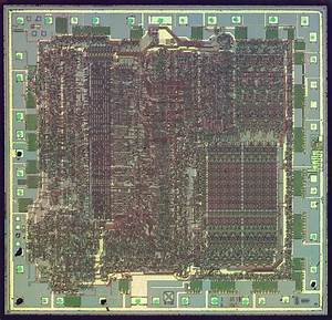 Part Ii  How To  U00abopen U00bb Microchip And What U0026 39 S Inside  Z80