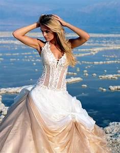 elegant and perfect beach wedding dress 2 wedding With perfect beach wedding dress
