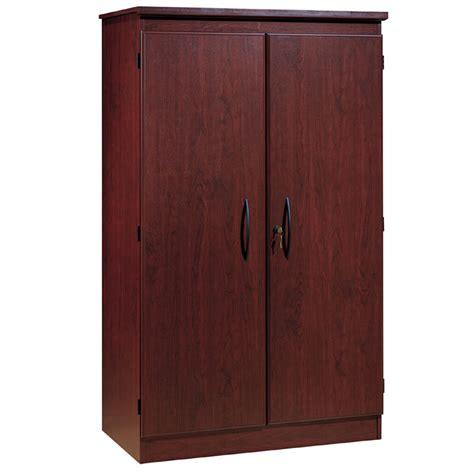 South Shore Storage Cabinet Royal Cherry by Advice South Shore Collection Storage Cabinet