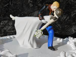 army wedding cake toppers usmc marine corps groom dip wedding