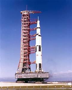The Apollo 11 Saturn V rocket, 1969. by NASA at Science ...