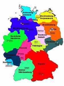 Rauchmelderpflicht Niedersachsen Welche Räume : die 16 deutschen bundesl nder mit ihren landeshauptst dten fl sse berge landschaften ~ Bigdaddyawards.com Haus und Dekorationen